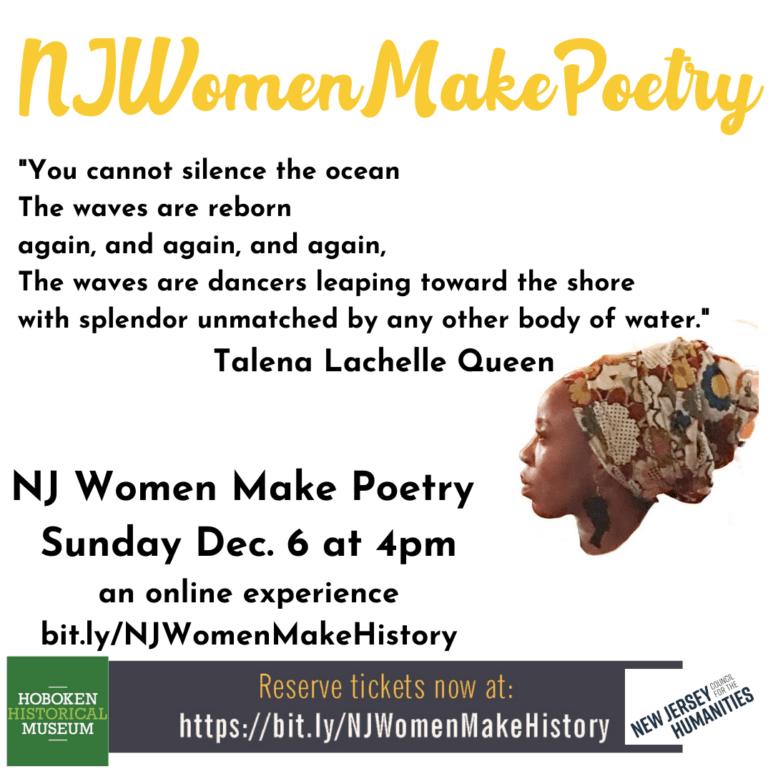 NJ Women Make Poetry