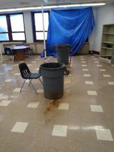 JFK High School Conditions